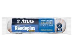 Rolo de Pintura Rendeplus Microfibra 23cm 327/23 - Atlas