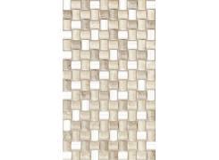 Revestimento Brilhante HD Vidrio Bege 33x57