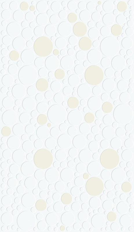 Revestimento Brilhante Vintage Dourado 33x57